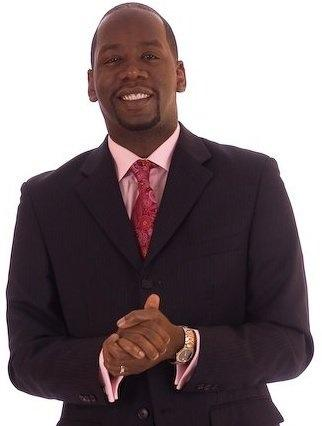 Pastor Marcus Campbell